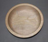 木地鉢【栓 セン】直径38cm 高さ 12.5cm
